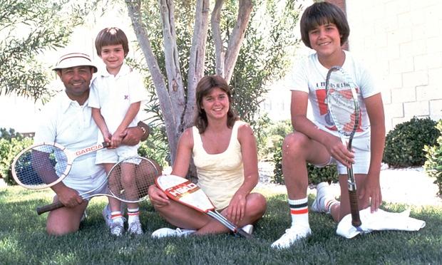 El padre de Andre Agassi estaba obsesionado con que su hijo fuera número uno del tenis.