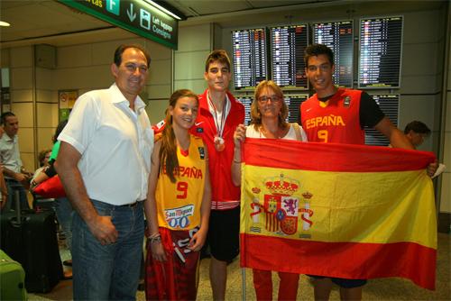 La familia Hernangómez es una de las grandes sagas del baloncesto español.