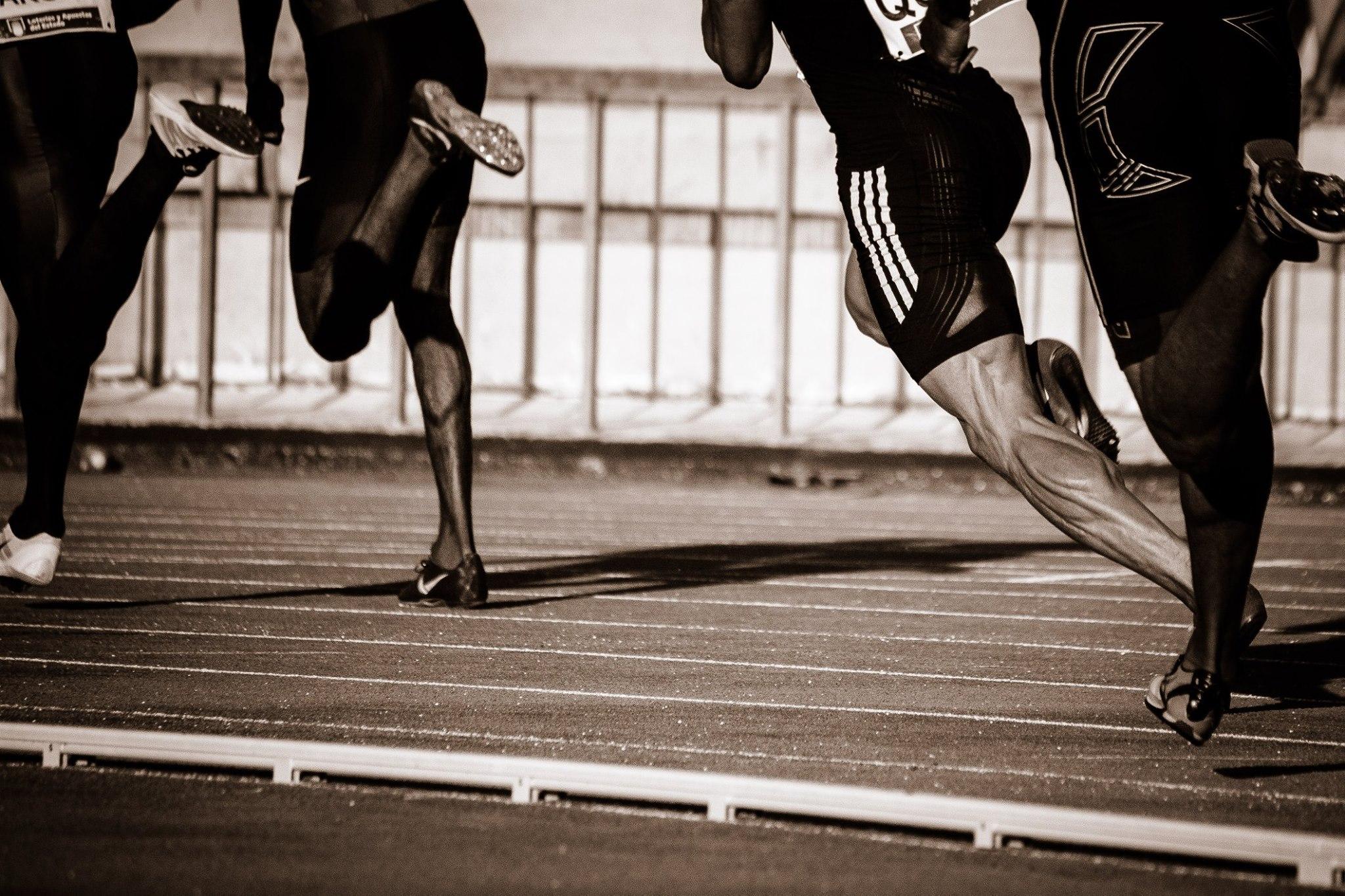 El atletismo es, junto al fútbol, el deporte más universal.