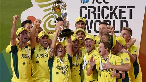 En Australia el cricket es el deporte nacional y en 2015 conquistó el mundial.