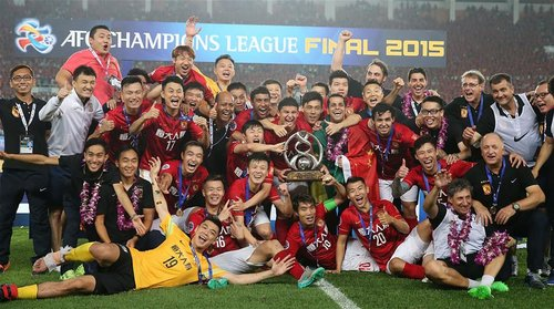 El Guangzhou Evergrande es el último campeón de la Liga de Campeones de Asia.