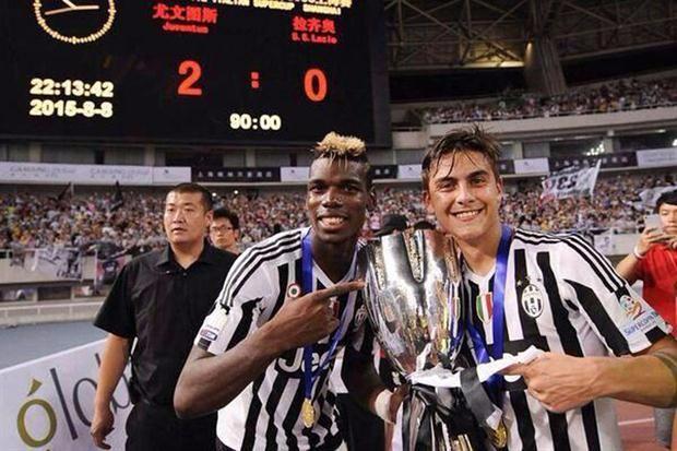 La Supercopa de Italia ya ha disputado cuatro finales en suelo chino.