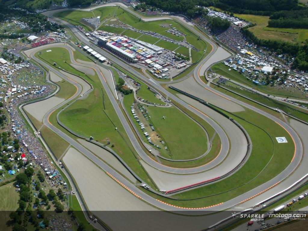 El circuito de Mugello asiste cada año a los vibrantes duelos del mundial de motociclismo.