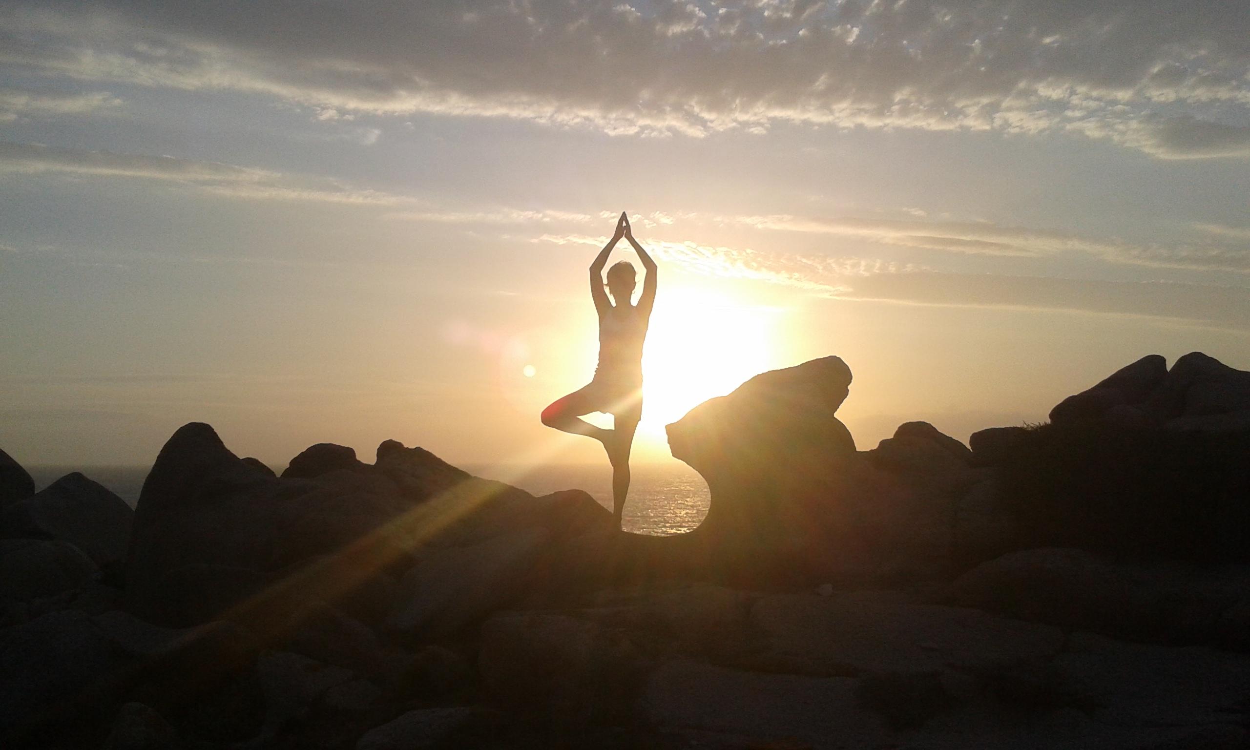 El yoga es una manera de conocerse mejor a uno mismo, una filosofía de vida.