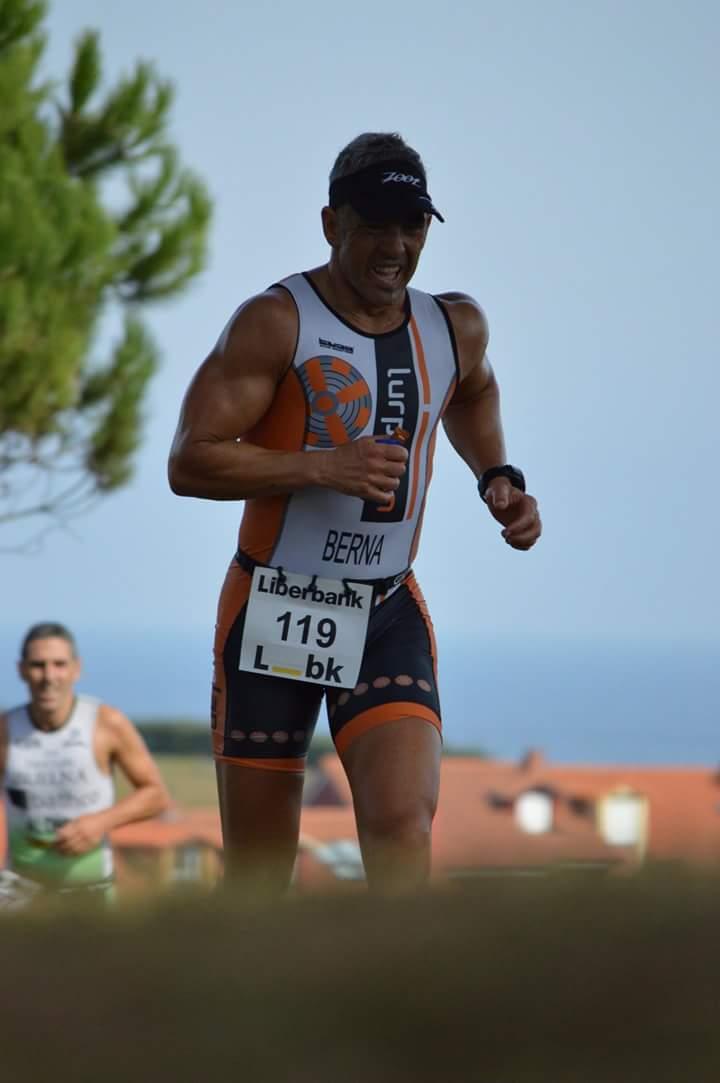 Berna Angulo ha tenido que superar obstáculos toda su vida para poder seguir practicando deporte.