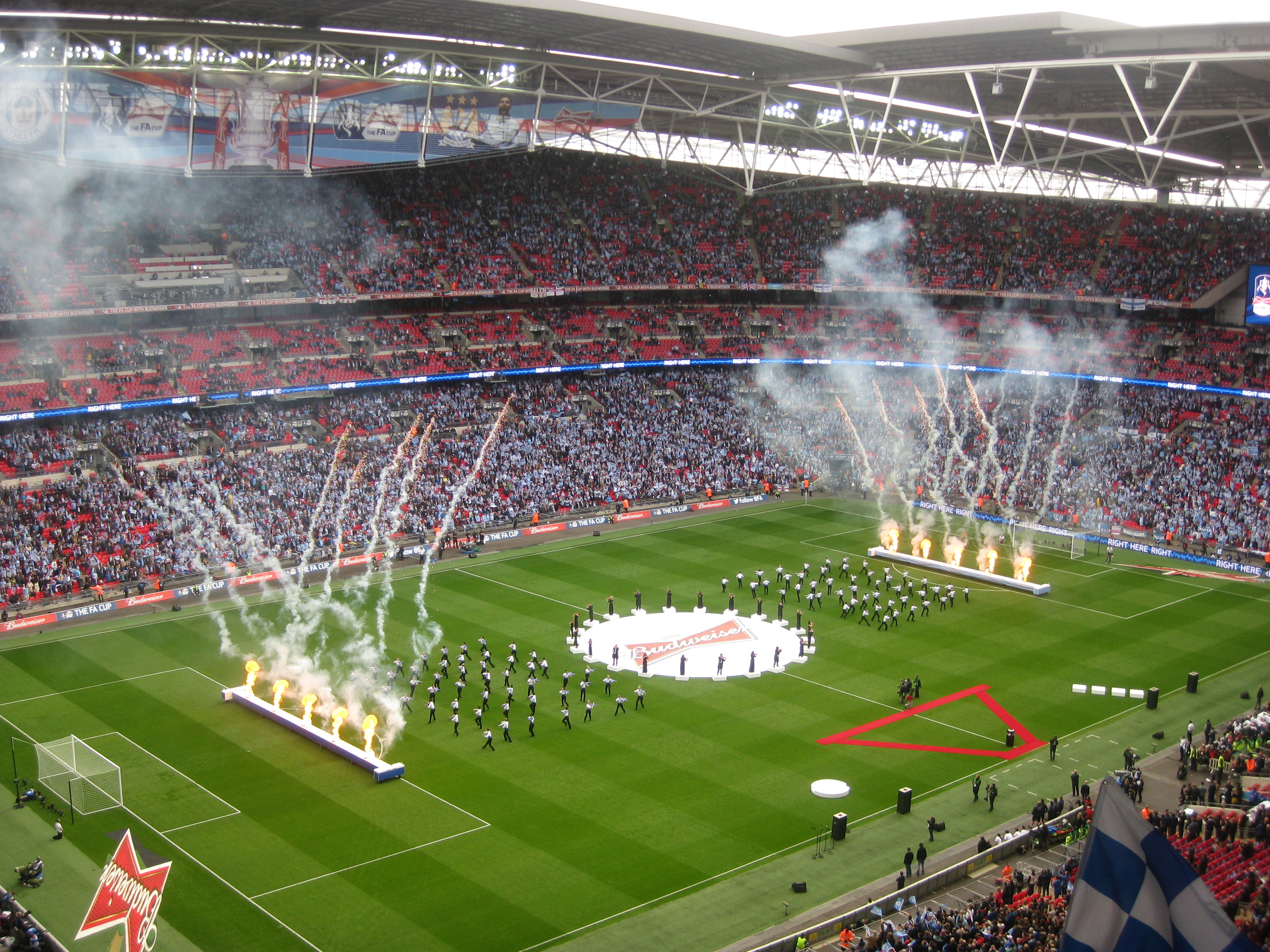 mapa inglaterra wembley Guía para visitar los estadios de fútbol del Reino Unido  mapa inglaterra wembley